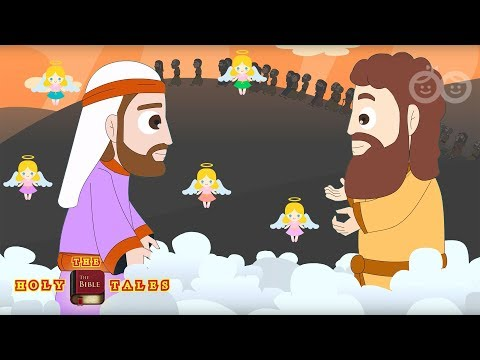 The Birth of Jesus Christ - Bible Stories For Children ...