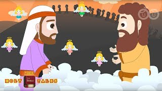 The Birth of Jesus Christ - Bible Stories For Children
