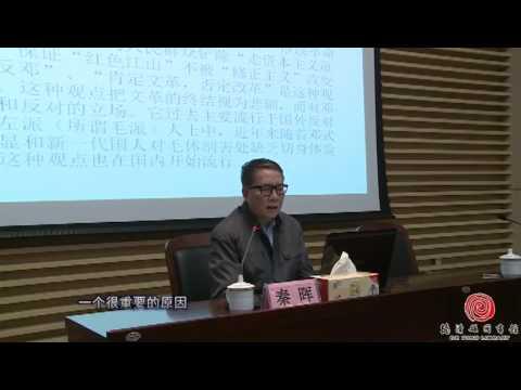"""秦晖: """"文革之谜:四种叙事和历史真相"""""""