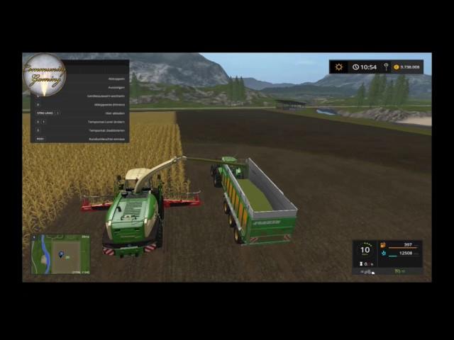 Let's Play Landwirtschafts Simulator 2017   Häckser abfahren   Folge #005