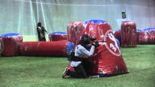 Chicago Enforcers - Division 4 - Ninja Cup 2011 (Raw Paintball Footage)