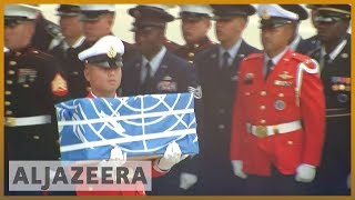 🇰🇵 🇺🇸 North Korea returns remains of US soldiers | Al Jazeera English