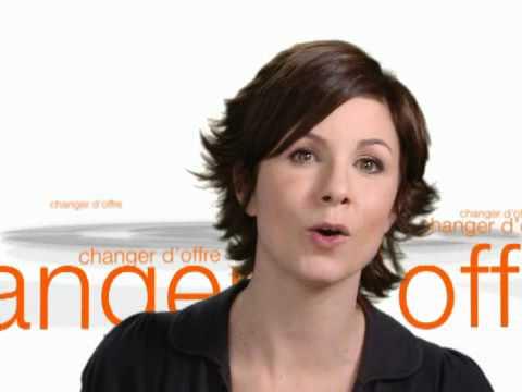 Orange assistance - changer d'offre sur orange.fr