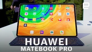 Huawei MatePad Pro hands-on