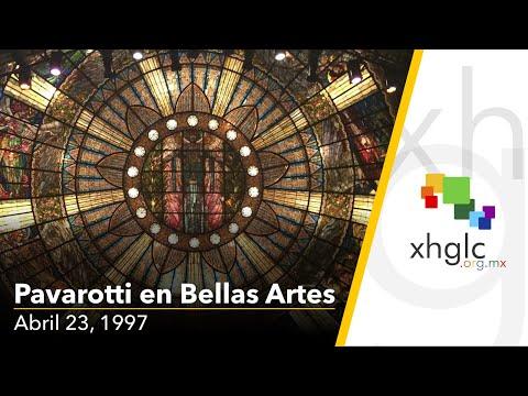 Pavarotti en concierto - En Vivo en Bellas Artes