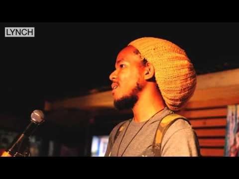"Kaleb D'Aguilar - ""Knock Knock"" (Original by Daniel Beaty)  (Live @ New Wave) | #faebyLYNCH"