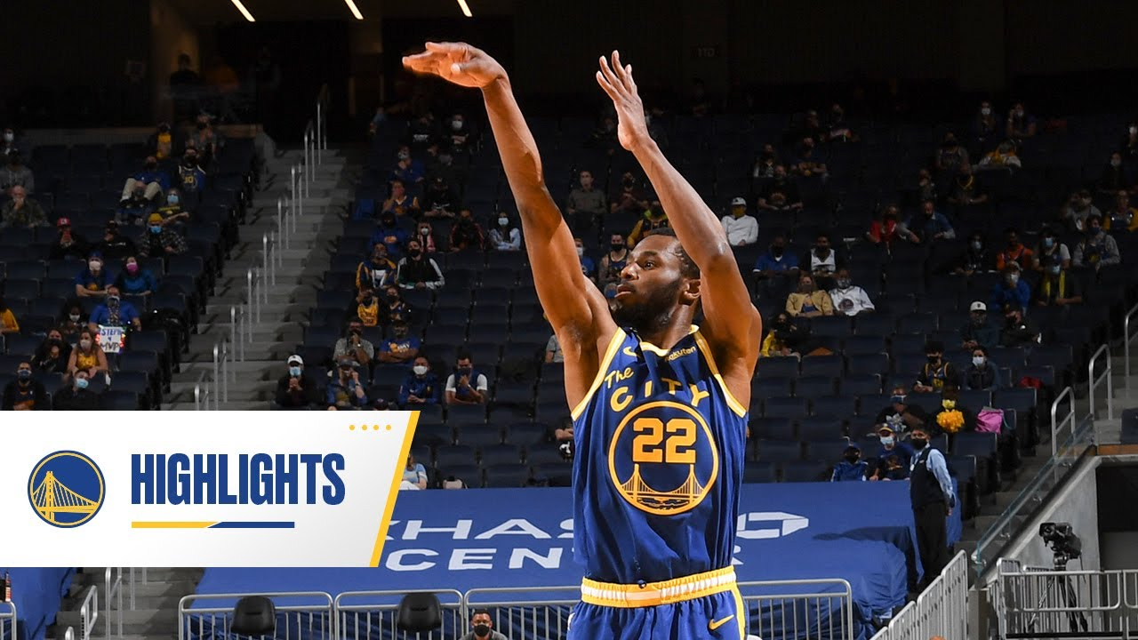 Andrew Wiggins Drops 38 Points to Lead Warriors' Win over Suns | May 11, 2021