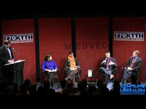 Ben Shapiro Highlights @ Minimum Wage Debate KTTH