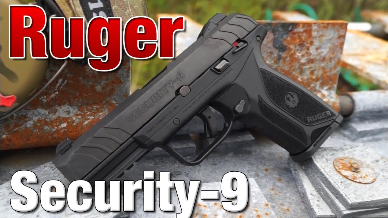 Ruger Security-9 for the budget minded shooter