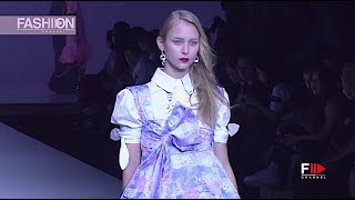 CAR 2IE FASHIONALLY COLLECTION #12 HKTDC CENTRESTAGE 2018 Hong Kong - Fashion Channel