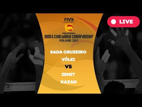 Mens Club World Championship  Sada Cruzeiro v Zenit Kazan