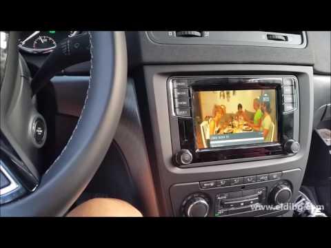 Video interface for VW Skoda Seat eldibg