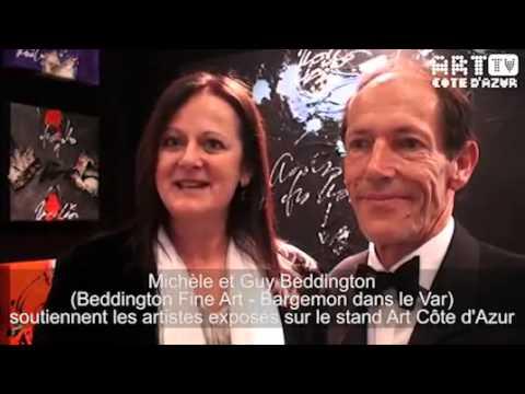 Art Monaco Interviews 2013 video by Art Côte D'Azur