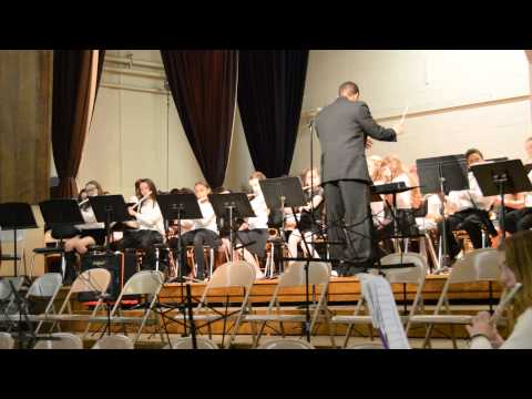 Terrill Middle School Winter Concert 12-10-14