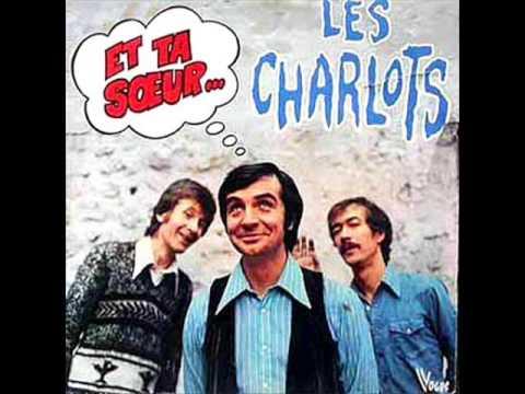 Les Charlots - La Jambe en bois