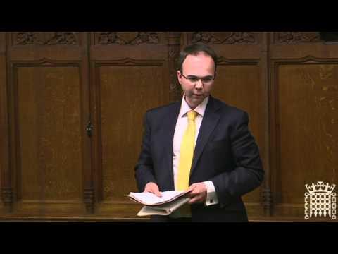 Gavin Barwell MP speech about Lillian's Law