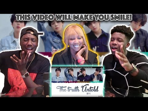 BTS (방탄소년단) - 'THE TRUTH UNTOLD' (Feat. Steve Aoki) Lyrics (OUR MOMS REACTION)