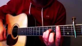 Iron Sky Paulo Nutini Easy Guitar Tutorial