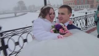 Свадебный клип Я обещаю быть тебе верной