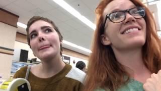 Tamzin and Elise shop#BelowtheLine