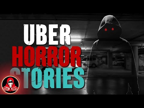5 TRUE Uber Horror Stories