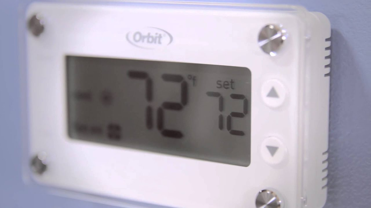 Best Programmable Thermostat Reviews 2019 On The Market