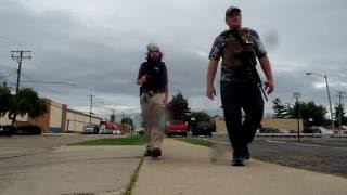 OPEN CARRY IN LINCOLN PARK, MICHIGAN