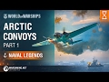 World of Warships Naval Legends Arctic Convoys Part 1