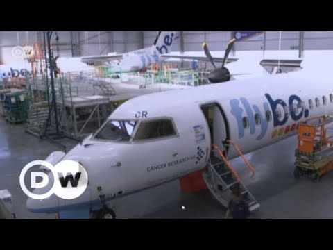 No-deal Brexit threatens to ground UK flights to EU | DW English