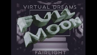Virtual Dreams & Fairlight - Fullmoon - Amiga Demo (HD 50fps)