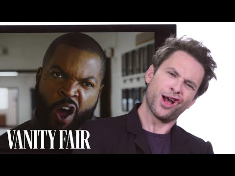 Ice Cube and Charlie Day Impersonate Each Other  Vanity Fair