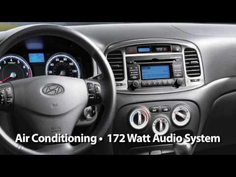 2010 Hyundai Accent Test Drive