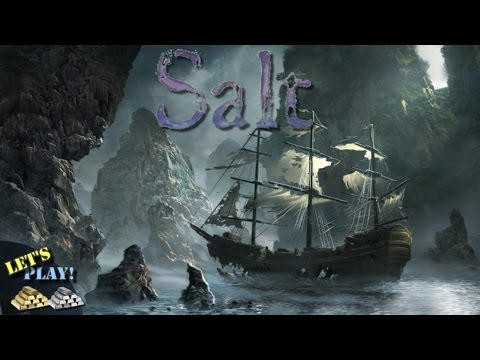 The Pirate ship! Salt part 15