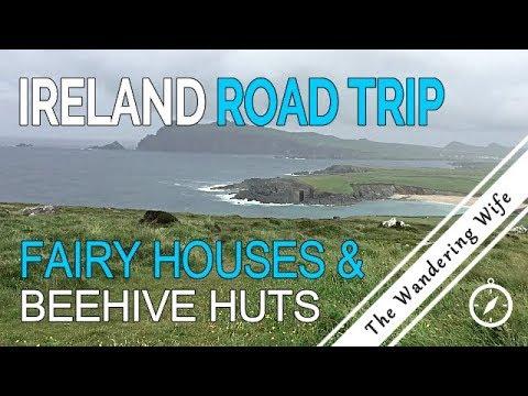 DINGLE, IRELAND: Slea Head & Dingle Peninsula | TRAVEL VLOG #0059