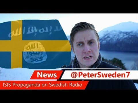 ISIS Propaganda on Swedish Radio?!?!