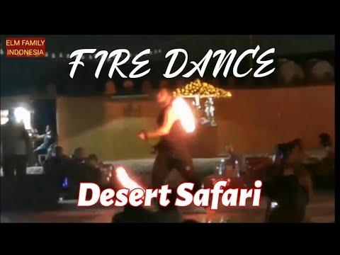 Desert Safari Fire dance Dubai, Tour Dubai 2021, Senior Traveller