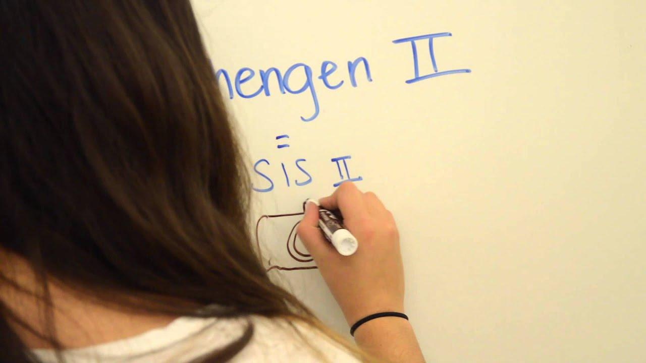 The Schengen Agreement Youtube