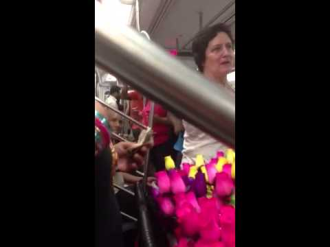 Miracle on 6 train today video