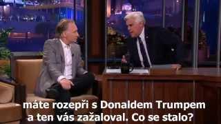 bill maher vs donald trump česk titulky czech subtitles