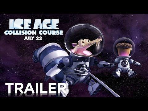 Ice Age: Collision Course | Teaser Trailer [HD] | Fox Family Entertainment