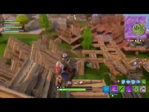 Fortnite Figuring Out Our Domain // Stream 1