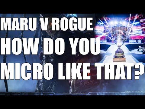 Micro, Mindgames, Meta | Maru v Rogue (IEM Katowice 2018)