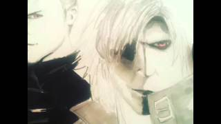 Drawing devil may cry