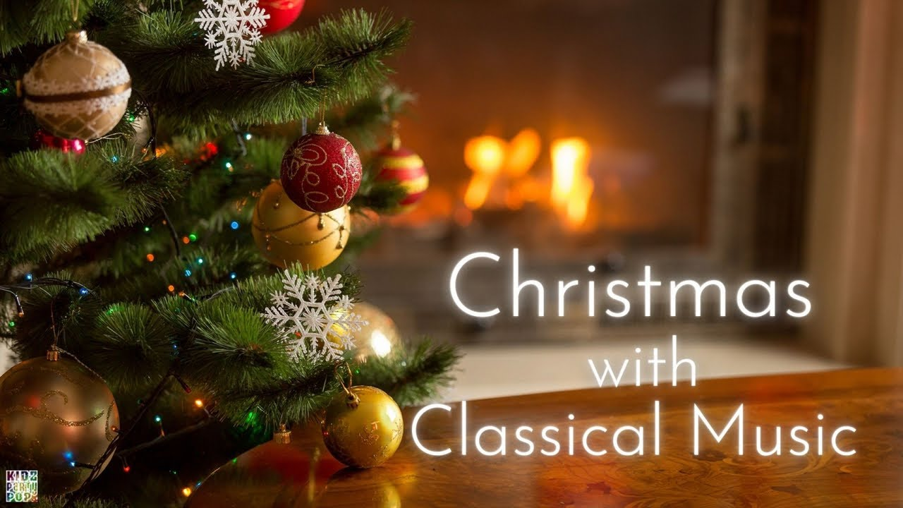 Christmas With Classical Music Relaxing Classical Music Classical Christmas Vivaldi Bach Mozart Youtube