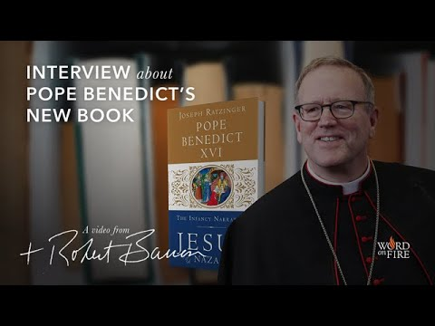 "Interview with Fr. Robert Barron - On Pope Benedict XVI and ""Jesus of Nazareth"""