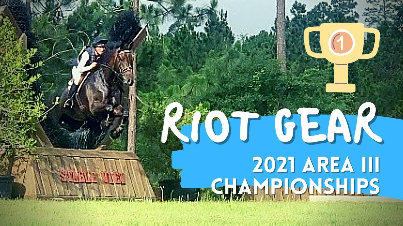 Winner! Riot Gear brings home the Intermediate Championship at Stable View 2021