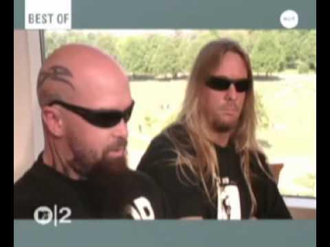 SLAYER Interview Kerry King Jeff Hanneman