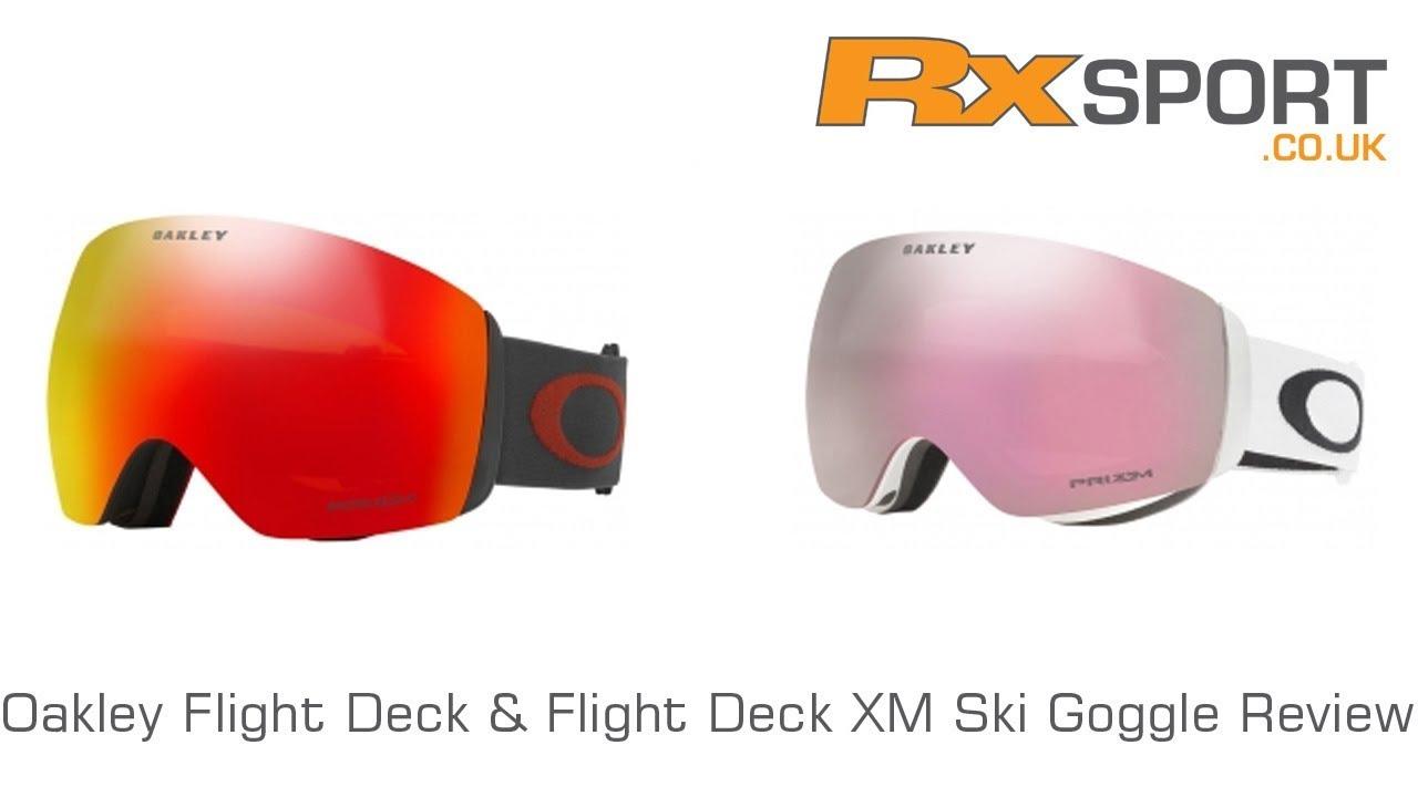a7aaeffdf4d Oakley Flight Deck   Flight Deck XM Ski Goggle Review