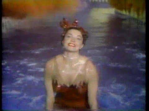 TNT In Between One Piece Bathing Suit (1991) Million Dollar Mermaid