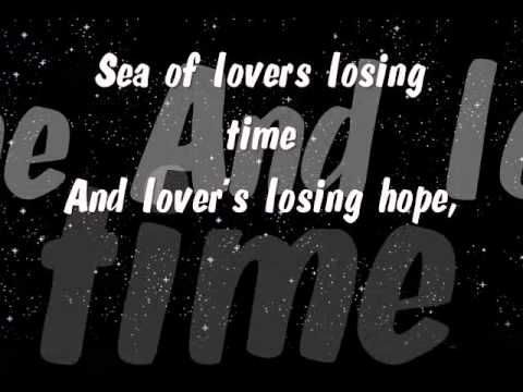 Christina Perri - Sea of Lovers  Lyrics